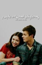 purple cats and jellybeans {one shots and aus} [r.m. + l.f.] by regalmatthews