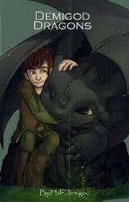 Demigod Dragons(Percy Jackson Fanfiction) by HalfDemigod