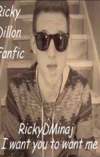 Ricky Dillon Fanfic | Part 24 *completed* by rickydminaj