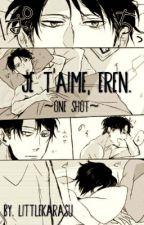 Je t'aime, Eren. [~Riren~] by sonofthebeach_