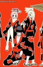 Sakura-hime of the Akatsuki by CrimsonFallenRose