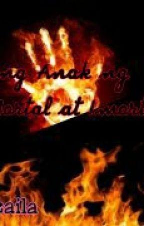 Ang Anak ng Mortal at Imortal by Azzaila