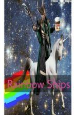 Rainbow Ships (Gay Ships) by MyLadyStoneheart