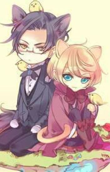 ☆Black Butler x Neko! Reader☆