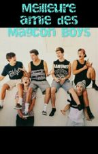 Meilleure amie des Magcon Boys by incrxdible