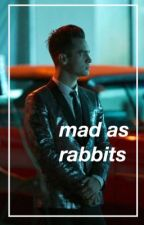 mad as rabbits - brendon urie by horrordisco