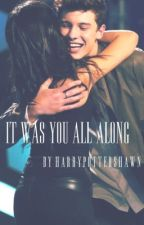 It was you all along {s.m and c.c fanfiction}  by harrypottershawn