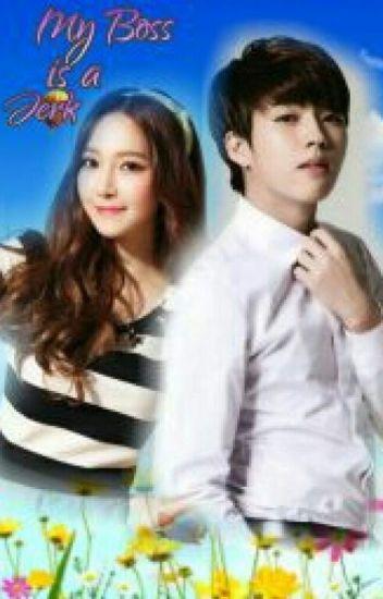 My Boss Is A Jerk (Nam Woohyun)(INFINITE)