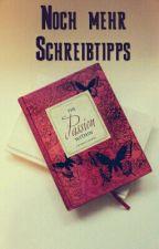 Noch mehr Schreibtipps :D  by AliceMontrose