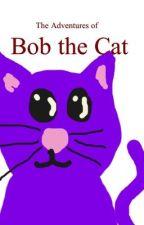 The Adventures of Bob the Cat by oOSilverRainOo