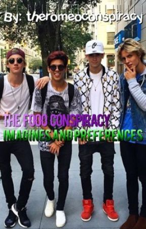 The Fooo Conspiracy Imagines and Preferences by theromeoconspiracy