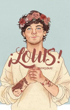 ¡LOUIS!❁larry stylinson❁au. by BoomsAway