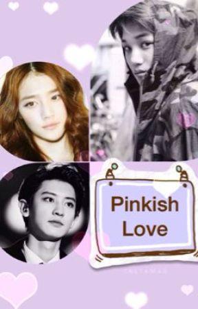 Pinkish Love by ExoLKaiotic