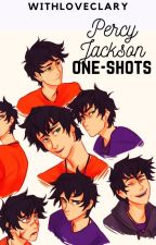 Percy Jackson One-Shots #Wattys2016 by withloveclary