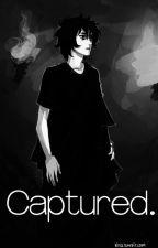 Captured (Nico x reader) by _solitude_
