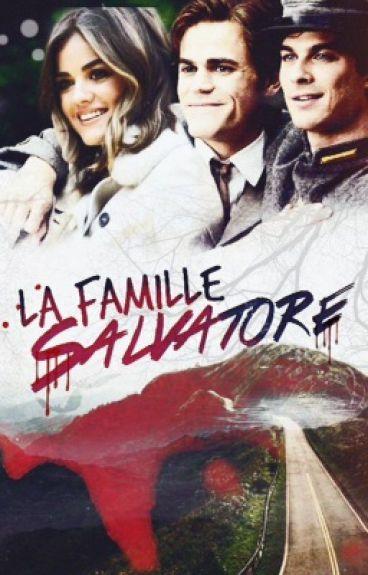 La famille Salvatore | TVD