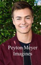 Peyton Meyer imagines by teenageHippy