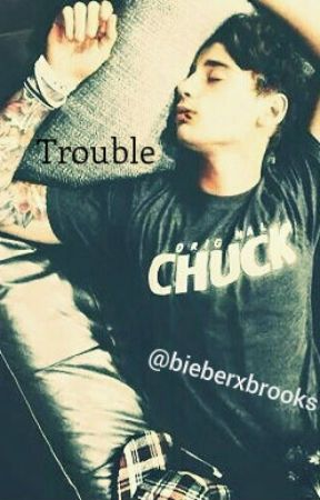 Trouble [Luke Brooks] by bieberxstiles