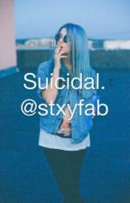 Suicidal || Jack Gilinsky by stxyfab