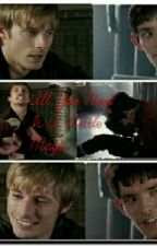 Merthur~All You Need Is A Little Magic by FunnyMary