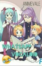 WHATSAPP VOCALOID by animevale