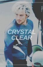 Crystal Clear. [Pietro Maximoff] by graphicstyles