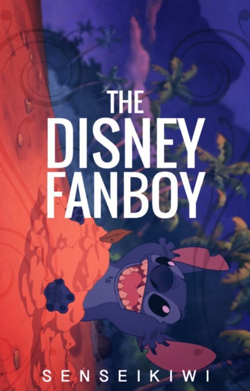 The Disney Fanboy (#Wattys2016) by KiwiIsReading