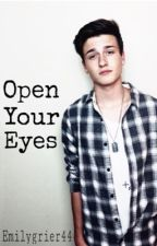 Open your eyes || Crawford Collins by emilygrier44