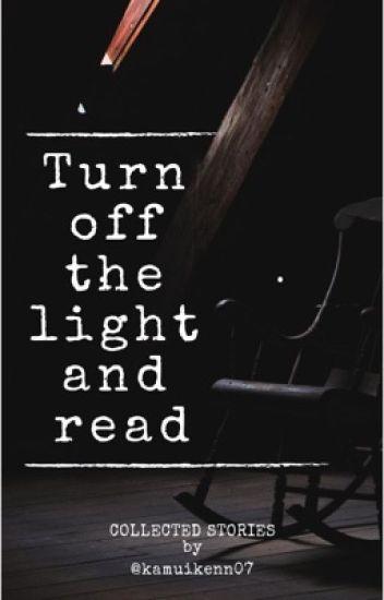 Hãy tắt đèn và đọc ....