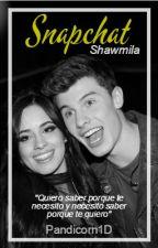 Snapchat | Shawmila by Pandicorn1D