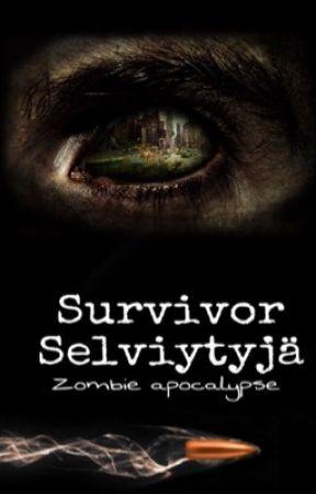 Selviytyjä/HIATUS/(ZombieApocalypse) by matsu999