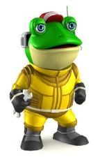 Slippy Toad for smash ballet!!!!! by W4rp3dDragoon5