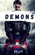Demons [Steve Rogers & Tú]  by Jess_G_M