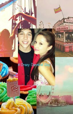 A crazy carnival day: Austin Mahone and Ariana Grande Fanfiction