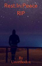 Rest In Peace by Wutridon