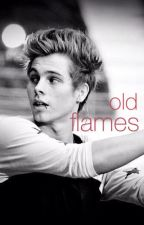 old flames ✢ l.h by placeboxdreams