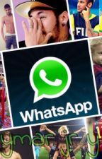 WhatsApp (Neymar jr y Tu) by bele-farasa