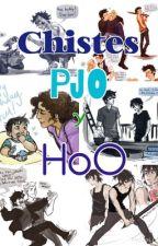 Chistes de PJO y HoO by Domi1806