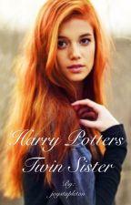 Harry Potters twin sister by joystapleton