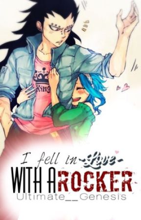 I Fell In Love With A Rocker by Ultimate__Genesis
