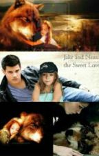 Jake and Nessie the Sweet Love by Leona_Marie_Stewart
