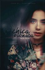 Chica Biónica 《Chase Davenport》 by Meliii_Styles