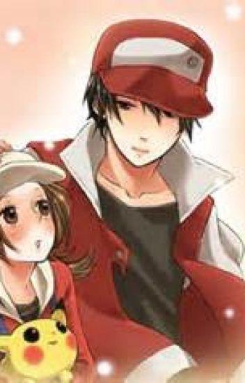 ~Enamorado de una novata~ (red y tu) pokemon
