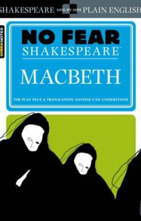 Macbeth-No Fear Shakespeare - Act 3, Scene 1 - Wattpad