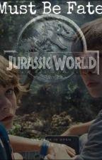 Must Be Fate// Nick Robinson Jurassic World by maddiesnetflix