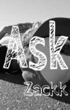 Ask Zackk (advice) by thislonegirl