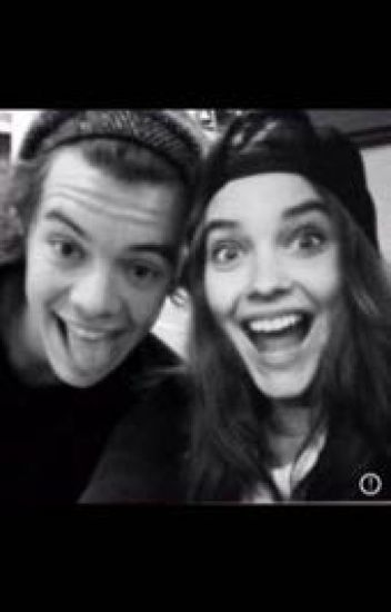 The Boy from One Direction (Barbara Palvin & Harry Styles ...