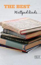 THE BEST Wattpad reads by radicvls