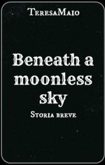 Beneath a moonless sky by TeresaMaio