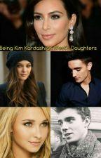 Being Kim Kardashian West's Daughters by timetodancee